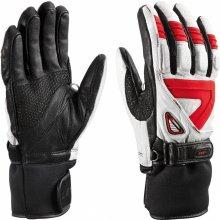 Leki Griffin S lyžařské rukavice bílá červená černá 1d967160c0
