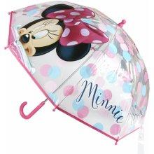 Disney Brand Dívčí deštník Minnie - barevný