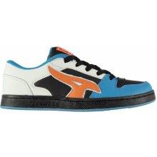 Airwalk Reflex Low SnrC99 White Black Blue Orange 8fc7162d0c