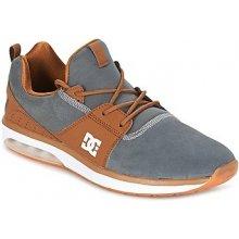 DC Shoes Tenisky HEATHROW IA Hnědá d85dec0190