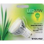 Evolveo EcoLight 3,5W GU10 120st
