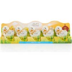 Lindt velikonoční kuřátka bílá mini 5x10g