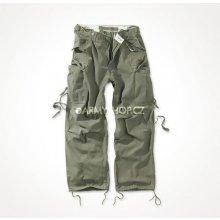 pánské kalhoty Surplus Trekking olivová