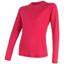 Sensor Merino wool Active pink