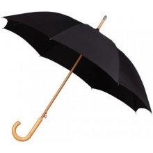 Dámský holový deštník MISTRAL černý