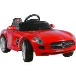 RASTAR Elektrické auto Mercedes SLS AMG red