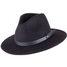 Černý pánský klobouk Assante 85003 84b1e0af6d