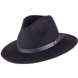 3b73a78d241 Černý pánský klobouk Assante 85003 od 877 Kč - Heureka.cz