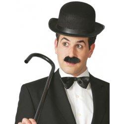 Karnevalový kostým Buřinka Chaplin černá 0fe714dc1a