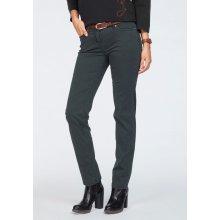 f04bbc45741 Dámské kalhoty zelená