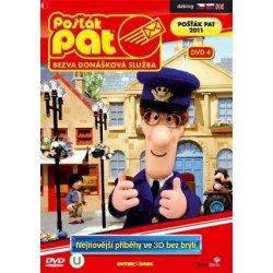 637969cd277 Pošťák Pat - Bezva donášková služba 4 DVD od 59 Kč - Heureka.cz