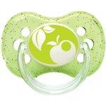 Canpol Babies dudlík silikonový třešinka nature zelená