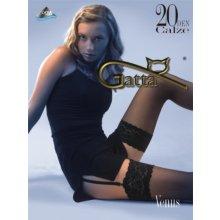 Punčochy na pas 20 DEN Venus - Gatta černá