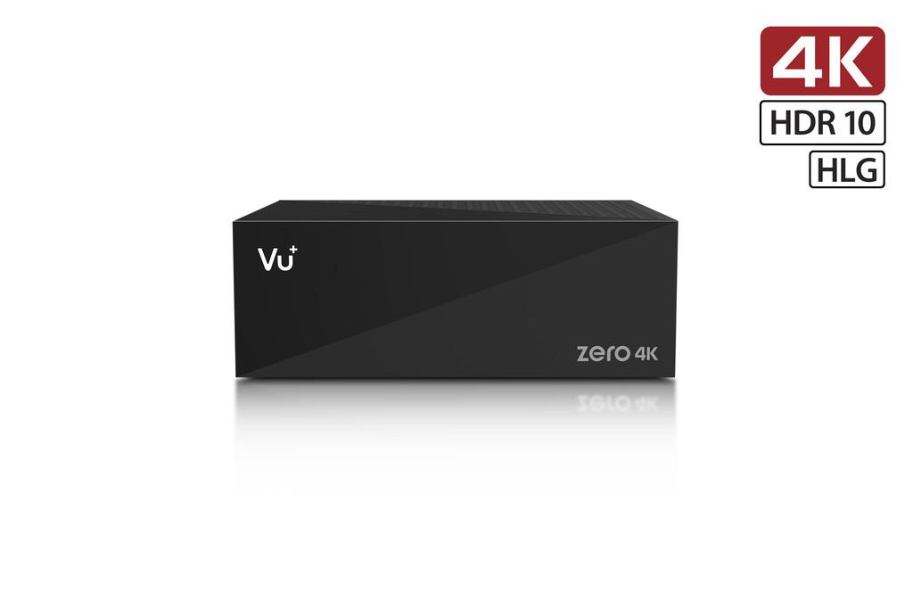 Recenze VU+ ZERO 4K DVB-S2X