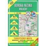 Borská nížina Malacky 1:50 000 -- 150 Turistická mapa