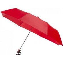 Skládací deštník ROMA červený