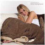 ElInnovaGoods ectric Heating Blanket Elektrická Fleecová Deka 160x120 cm 4899888105305