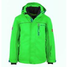 Trollkids chlapecká zateplená bunda Holmenkollen zelená