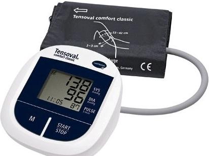tlakomer Tensoval comfort classic