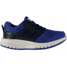 Adidas Galaxy 3 Childrens Trainers - Blue/Nvy/Wht