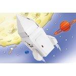 TEKTORADO Kartonový model Raketa malá
