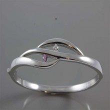 Náramek stříbrný Decus dámský 3140015