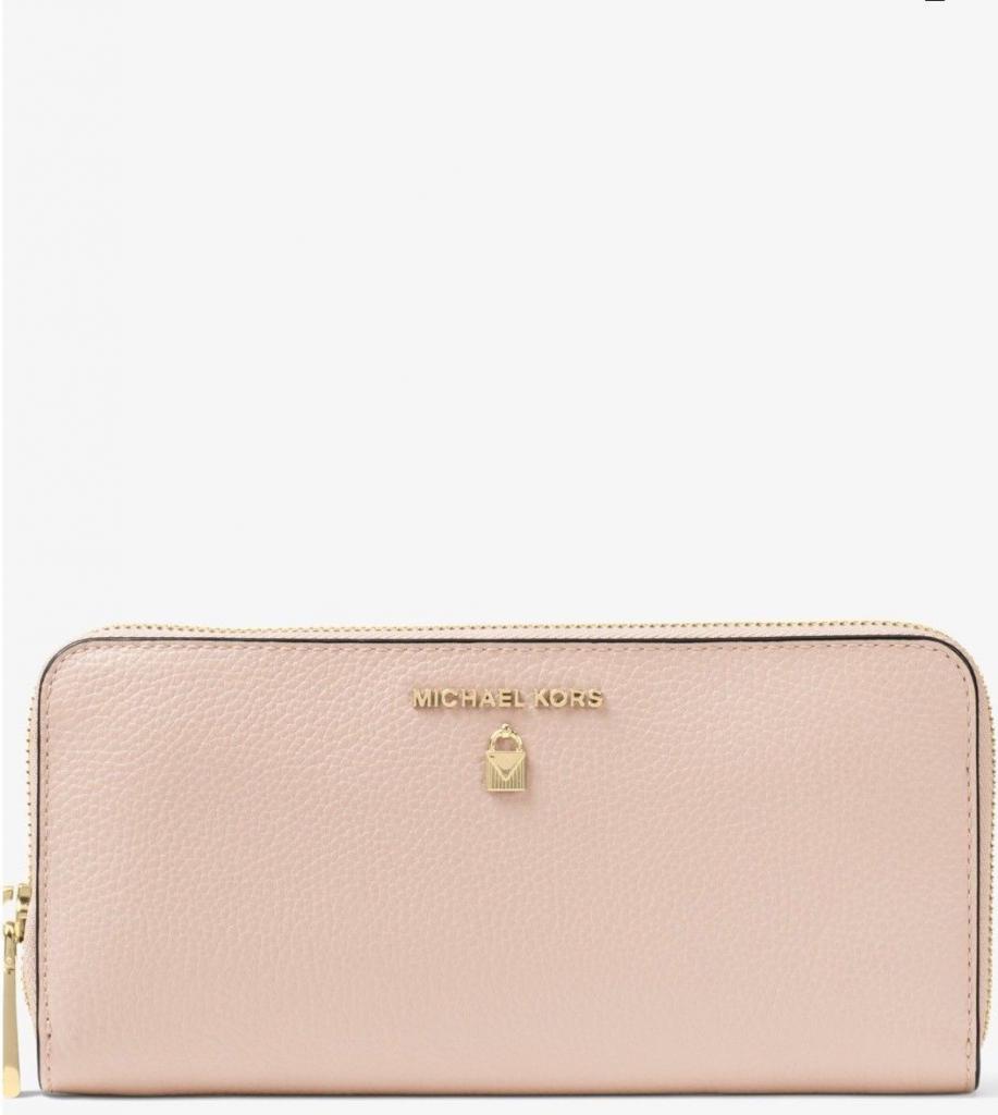 Michael Kors Dámská peněženka Sutton Wallet ružová od 3 890 Kč - Heureka.cz 0c992dcda20