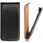 Pouzdro SLIGO Slim Huawei Ascend G510 černé