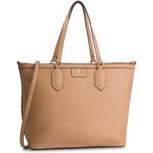 U.S. Polo Assn. Palm Beach Shopping Bag BEUPB0445WVP 521 hnědá 99ff7c51098