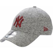 New Era 9FO Tech Jersey MLB New York Yankees Gray Carmine Red 673a2779ea