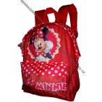 Sun city batoh Minnie Mouse červený