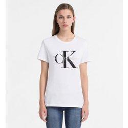 Calvin Klein dámské tričko bílé alternativy - Heureka.cz 40c323e2640