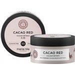 Maria Nila Colour Refresh Cacao Red 6.35 vyživující maska s barevnými pigmenty 100 ml