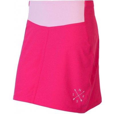 Sensor Infinity dámská sukně růžová/be brave