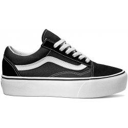 Dámská obuv Vans BOTY OLD SKOOL PLATFORM černá 0d18968527