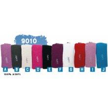 Capu 9010 dámská pletená zimní čelenka F