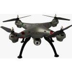 RCskladem Koome K800 52cm nejhezčí dron na trhu s HD kamerou bez barometru  stříbrný 20730897xS d8001f8215