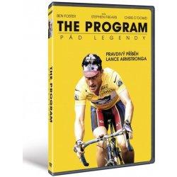 The Program: Pád legendy DVD