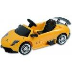 Buddy Toys Elektrické autíčko Lamborghini Murcielago žlutá