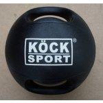 RS Double medicinball gumový 5,0 kg
