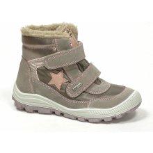 Santé IC 230878 TALPA dětská zimní vycházková obuv šedorůžová c16022352b