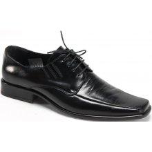 Společenská obuv CONHPOL Černá