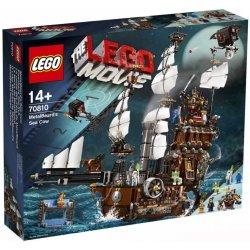1d861625b Lego Movie 70810 Kovovousova loď Mořská kráva od 11 900 Kč - Heureka.cz