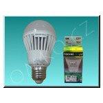 TechniLED LED žárovka E27-T5BM 5W 350 lm Teplá bílá mléčná
