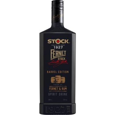 Fernet Stock Barrel Edition 35% 0,5 l