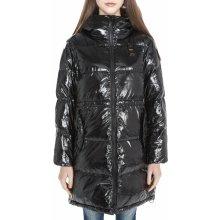 Blauer kabát černá
