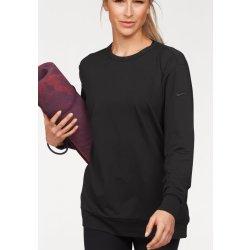 Nike Tričko s dlouhým rukávem »NIKE DRY TOP CREW LONG SLEEVE STUDIO« c6365a2a3e