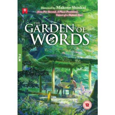 Garden of Words DVD