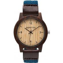 Weargepetto dřevěné MIDNIGHT E1/3A