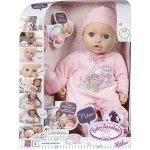 Zapf Creation Baby Annabell panenka s funkcemi a doplňky 43 cm